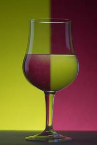 Health & Wellness: Glass half full