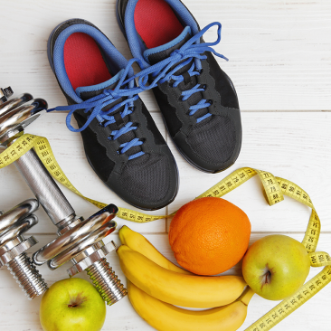 Nutrition and Physical Therapy