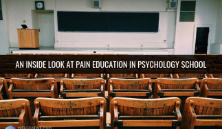 An Inside Look at Pain Education in Psychology School