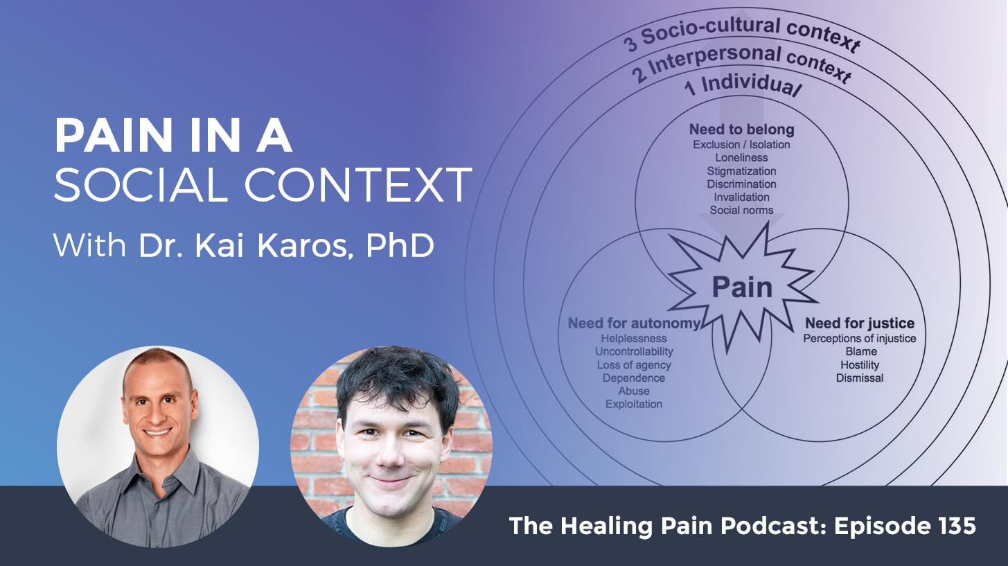 HPP 135 | Social Context On Pain