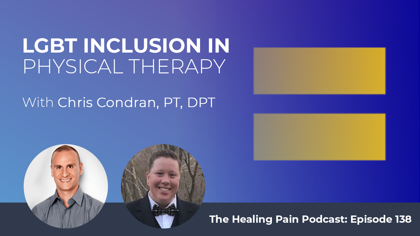 HPP 138 | LGBT Inclusion In PT