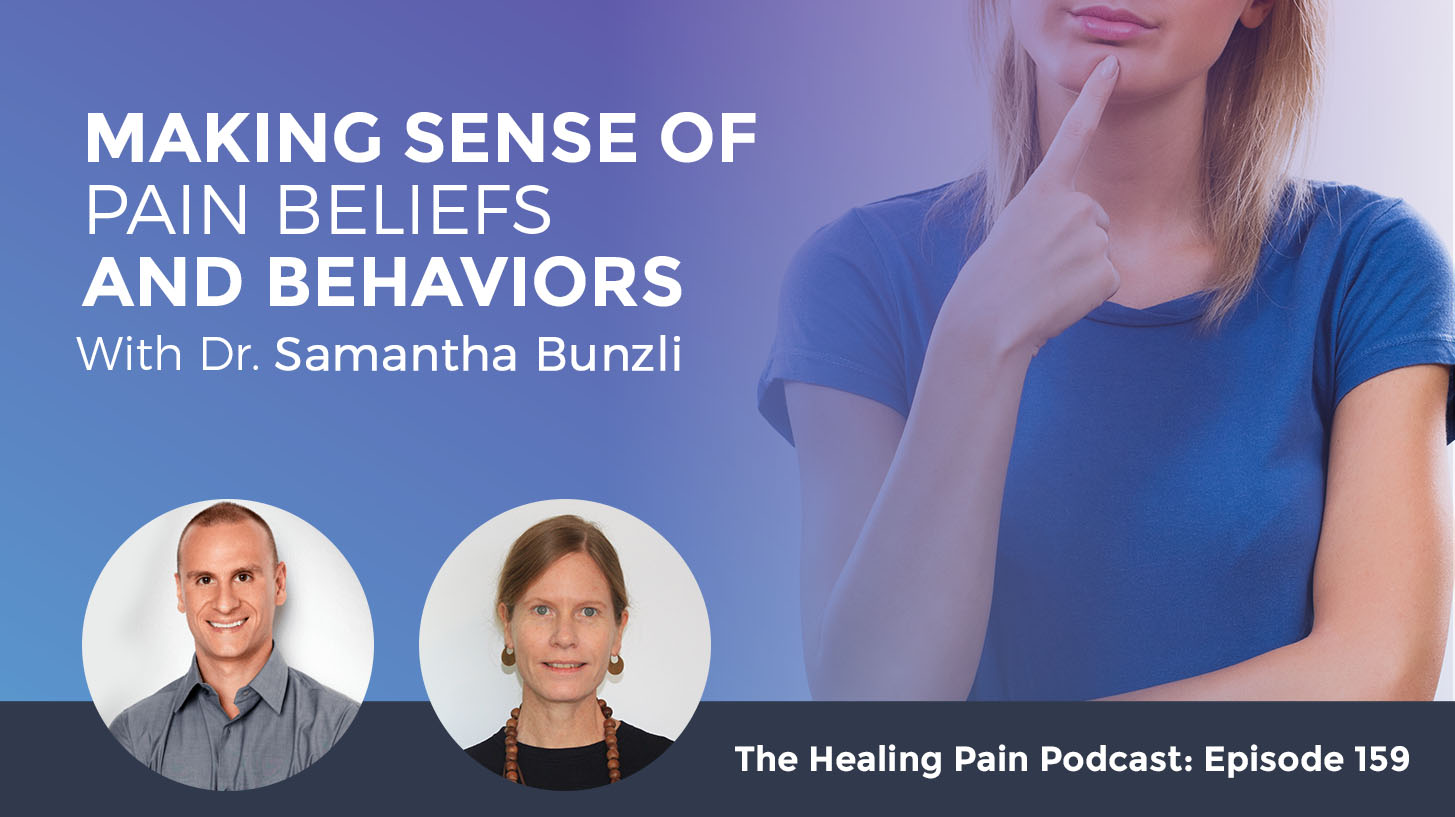 HPP 159 | Pain Beliefs And Behaviors