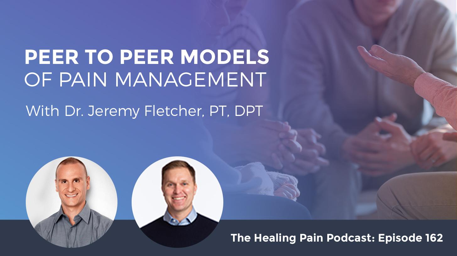 HPP 162 | Models Of Pain Management