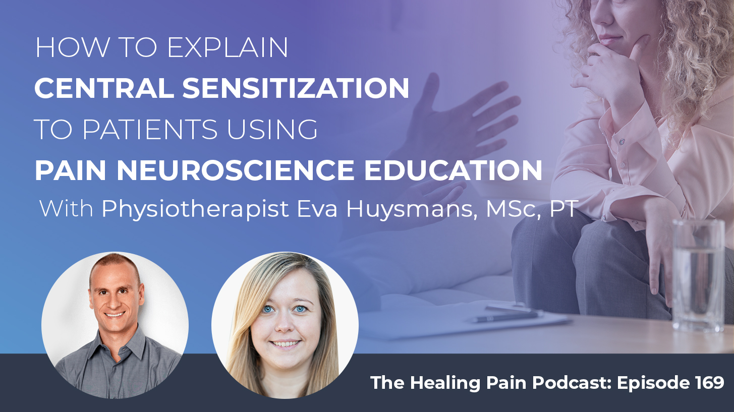 HPP 169 | Using Pain Neuroscience Education