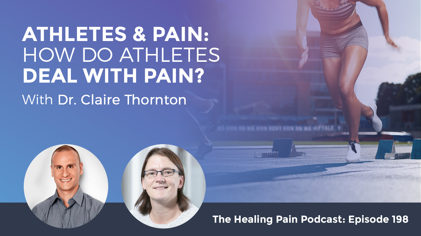 HPP 198   Athletes And Pain