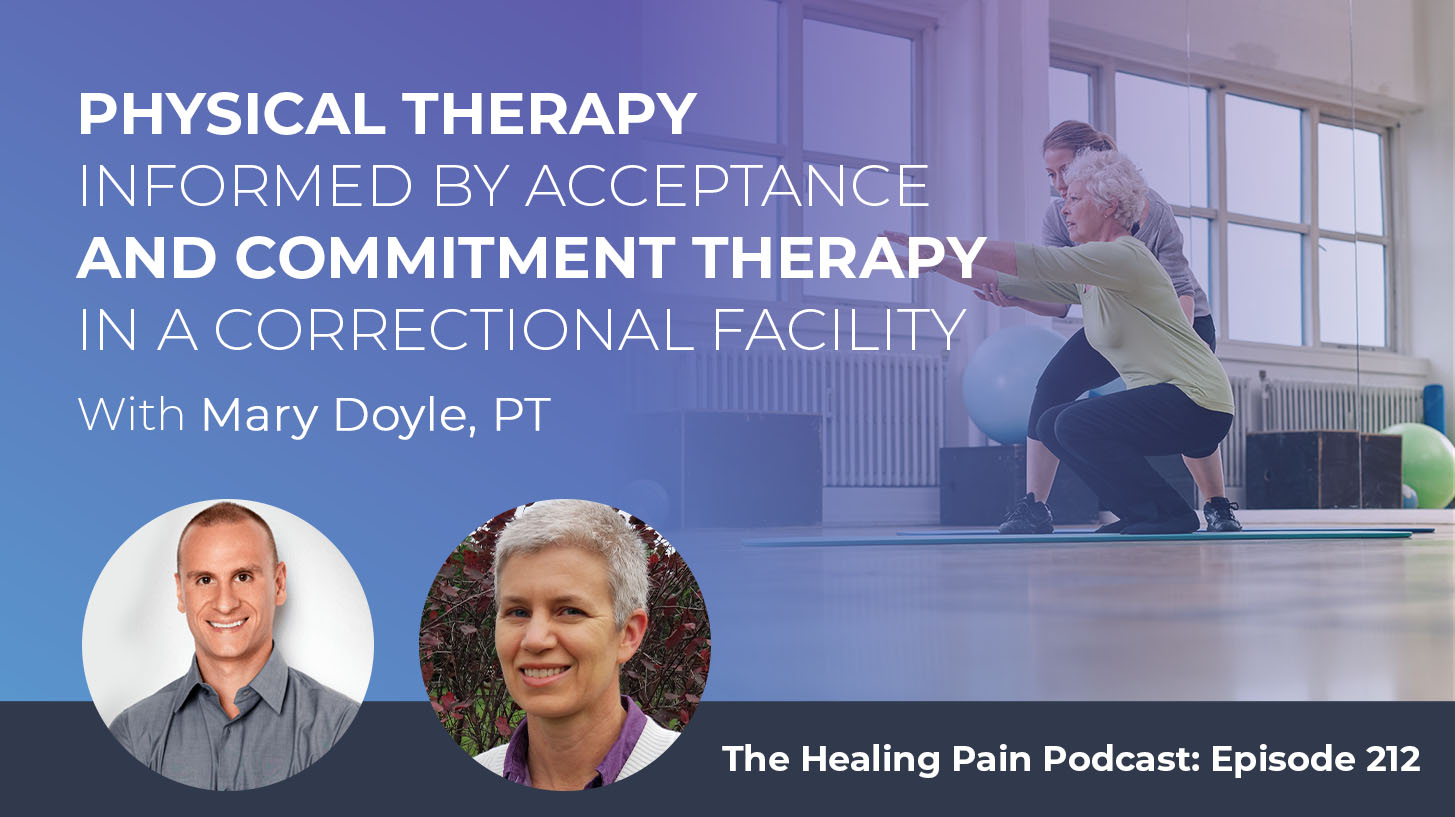 HPP 212 | Acceptance And Commitment Therapy